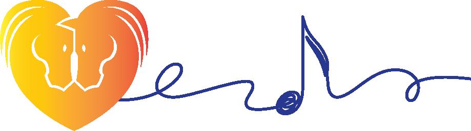 Singing Horse Herd Logo